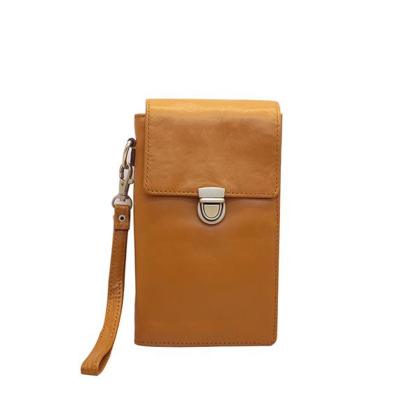 کیف مدارک چرمی مدل 01