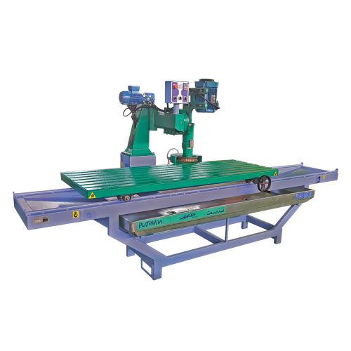 دستگاه سنگبری و ابزارزنی صد صنعت مدل امگا