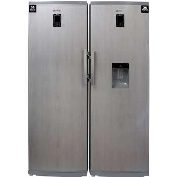 یخچال و فریزر دوقلوی ریتون مدل RTF-15W | Ritton RTF-15W Refrigerator