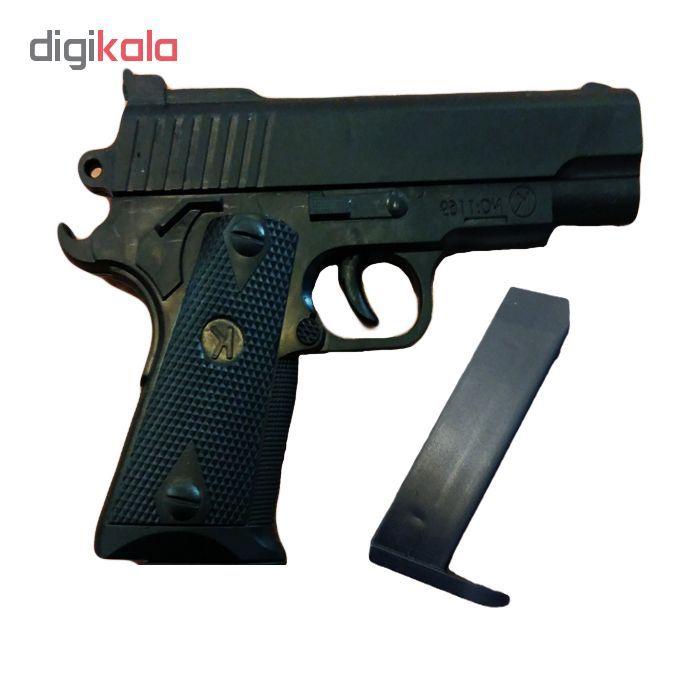 تفنگ اسباب بازی مدل Se221 main 1 3