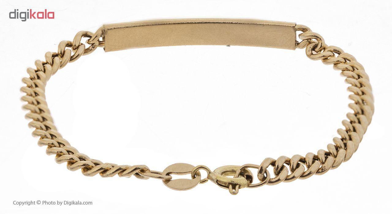 دستبند طلا 18 عیار گوی گالری مدل G1 main 1 1