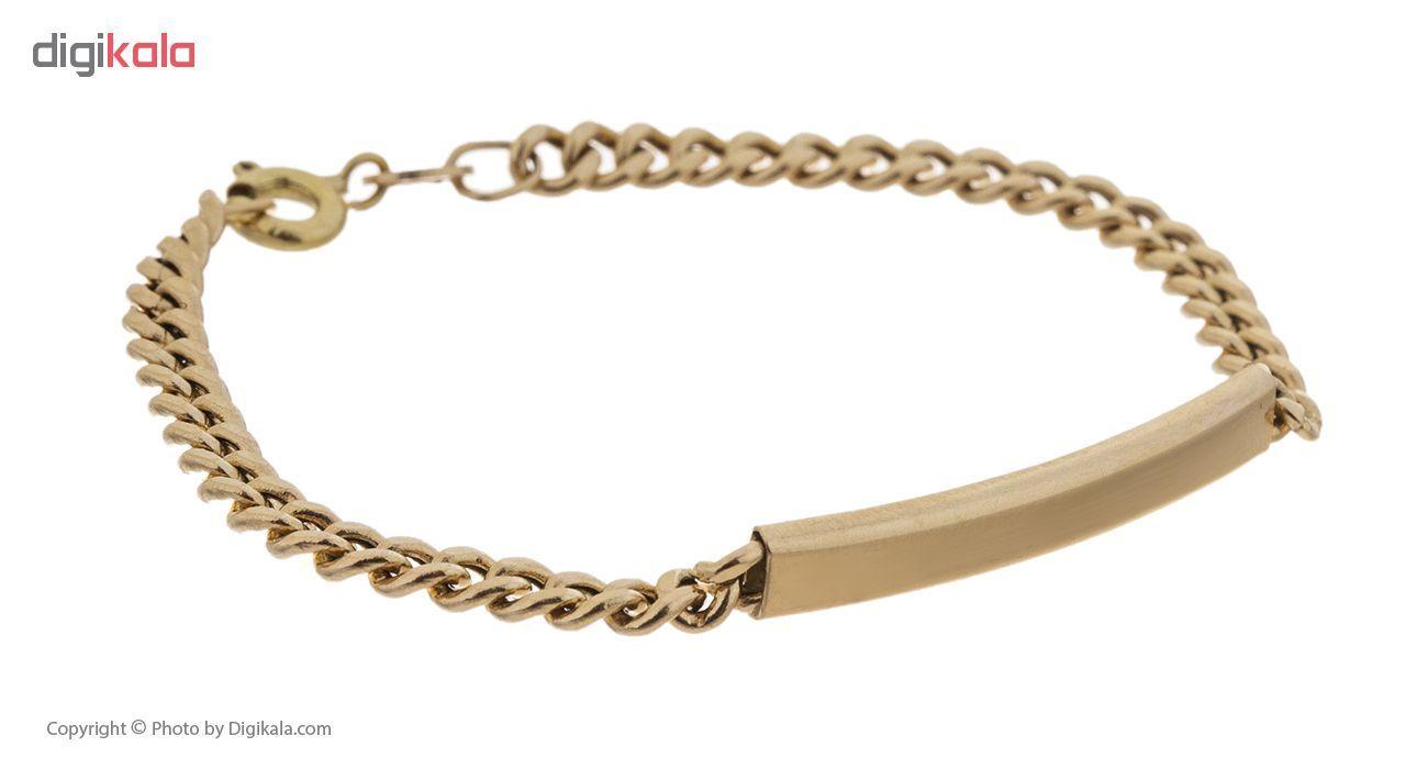 دستبند طلا 18 عیار گوی گالری مدل G1 main 1 3