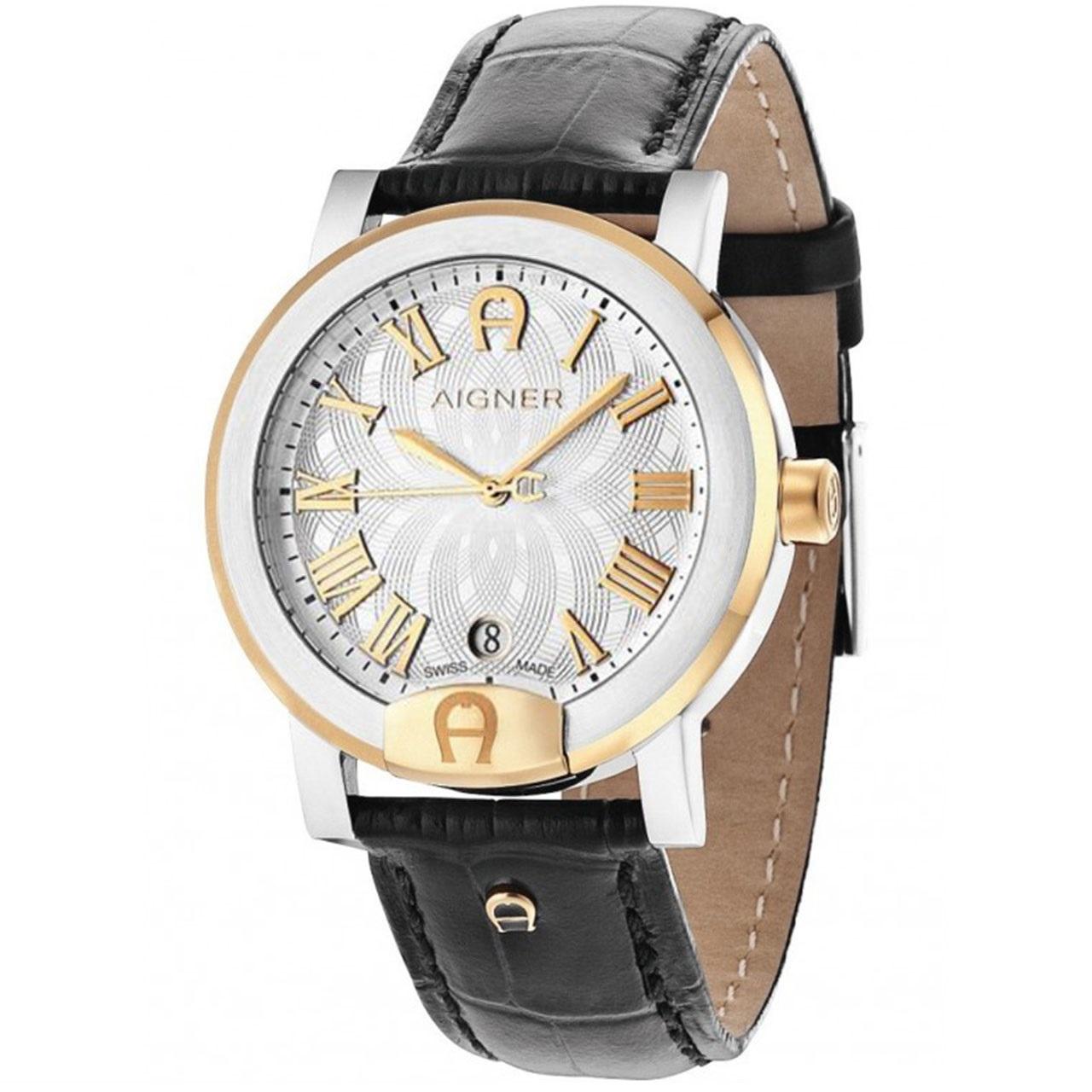 ساعت مچی عقربه ای مردانه اگنر مدل A103107 36