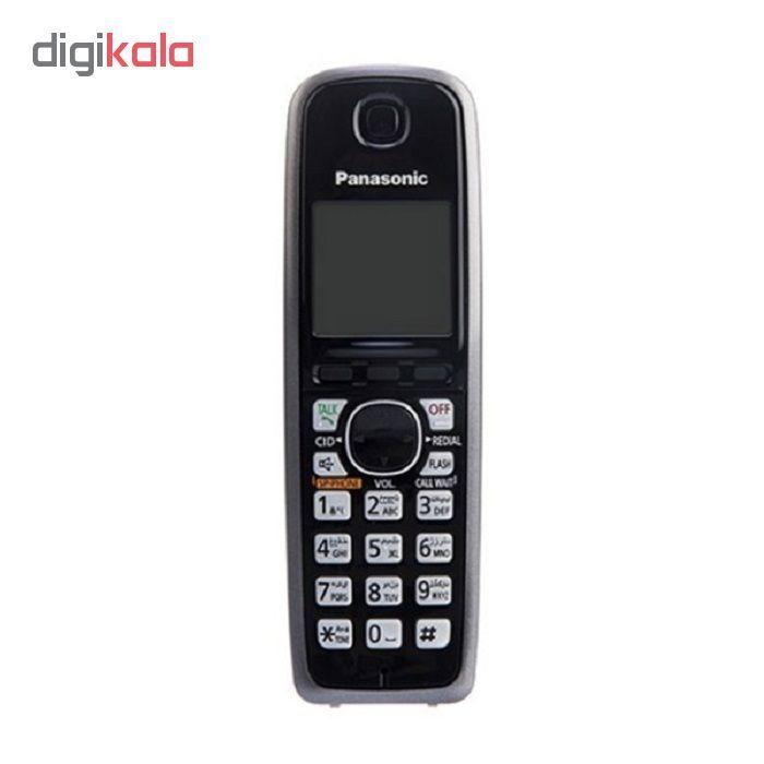 گوشی اضافه تلفن پاناسونیک مدل KX-TG3711