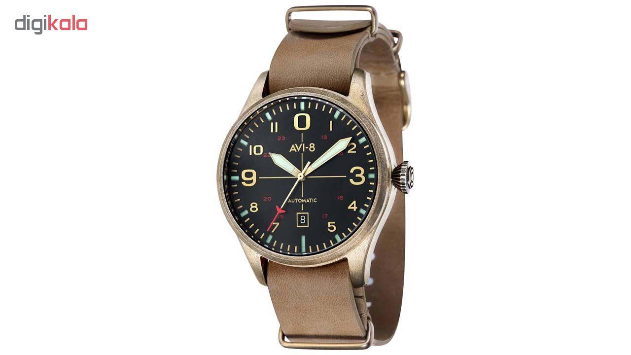 خرید ساعت مچی عقربه ای مردانه ای وی-8 مدل AV-4042-02