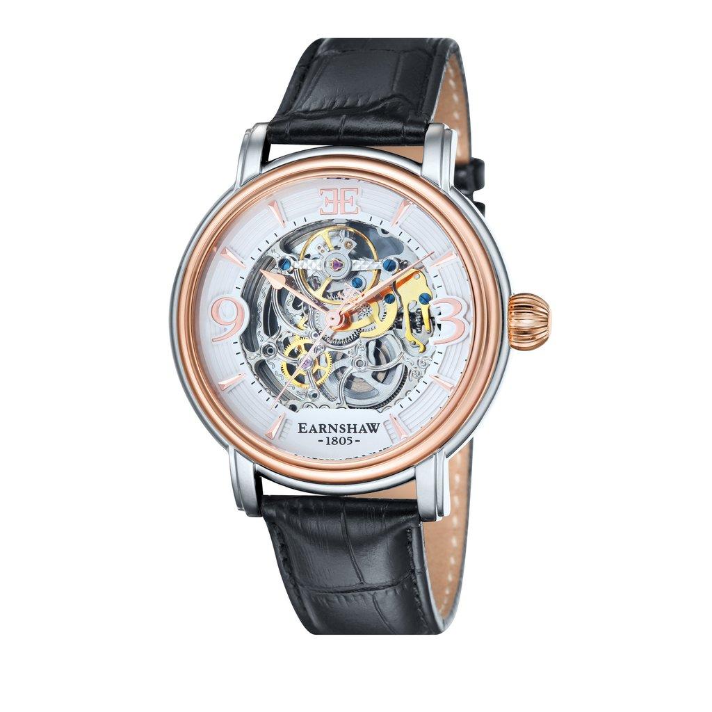 ساعت مچی عقربه ای مردانه ارنشا مدل ES-8011-06 22