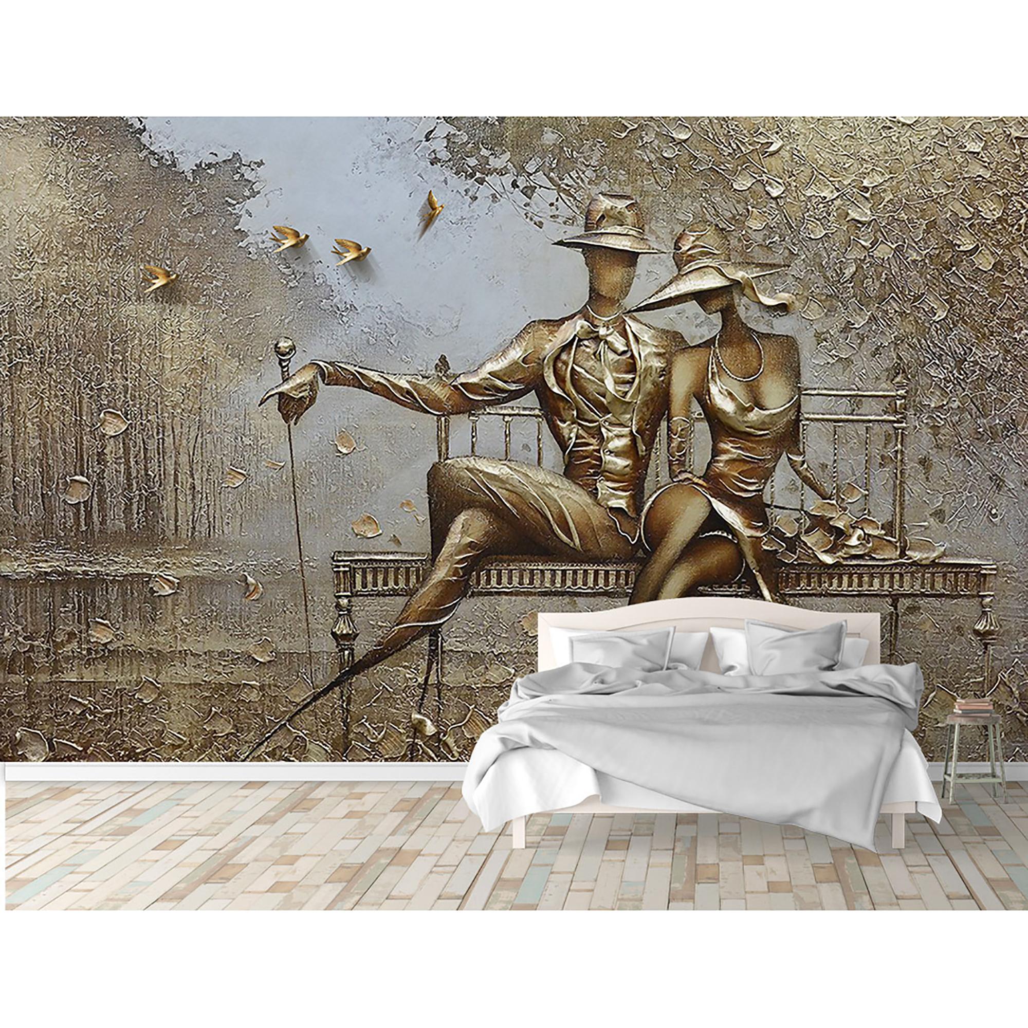 پوستر دیواری سه بعدی کد 16649077