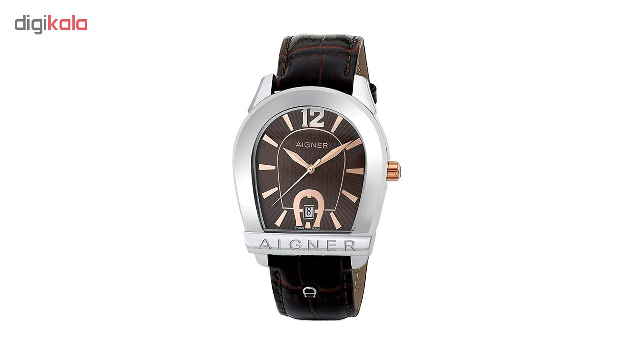 ساعت مچی عقربه ای مردانه اگنر مدل A101008