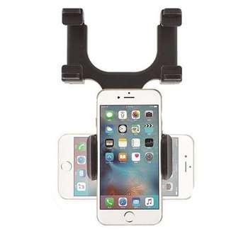پایه نگهدارنده گوشی موبایل مدل car rearview mirror mount holder