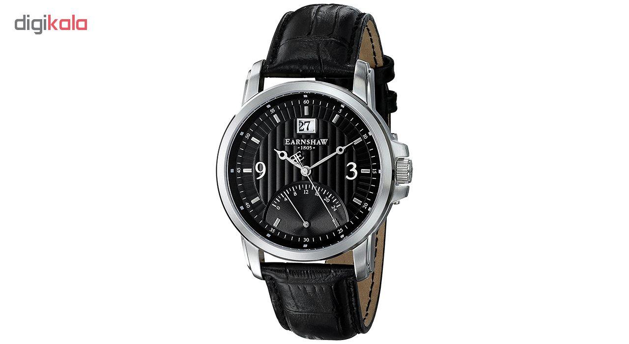 ساعت مچی عقربه ای مردانه ارنشا مدل ES-8020-01