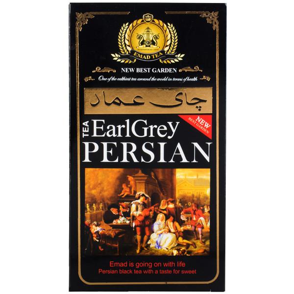 چای عماد مدل ایرانی عطری مقدار 400 گرم