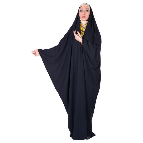 چادر عبایی شهر حجاب کد 8002