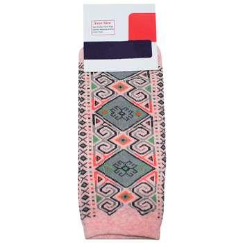 جوراب زنانه طرح سنتی کد001  