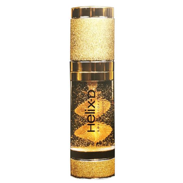 سرم صورت طلای 24 عیار میکرونایز شده هلیکس دی مدل Face Serum حجم 32 میلی لیتر