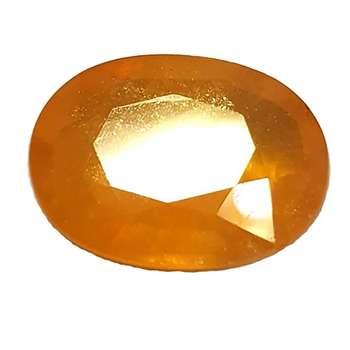 سنگ یاقوت زرد کد 792