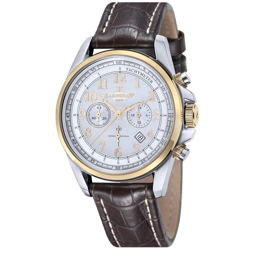 ساعت مچی عقربه ای مردانه ارنشا مدل ES-8028-08 35