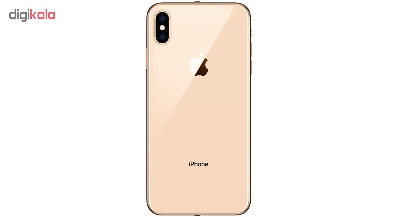 گوشی موبایل اپل مدل iPhone XS Max دو سیم کارت ظرفیت 512 گیگابایت main 1 3