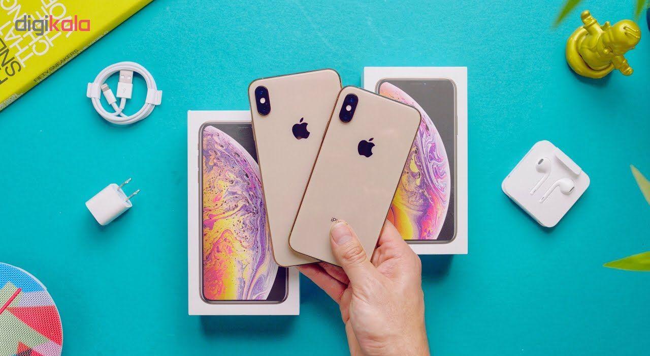گوشی موبایل اپل مدل iPhone XS Max دو سیم کارت ظرفیت 512 گیگابایت main 1 10