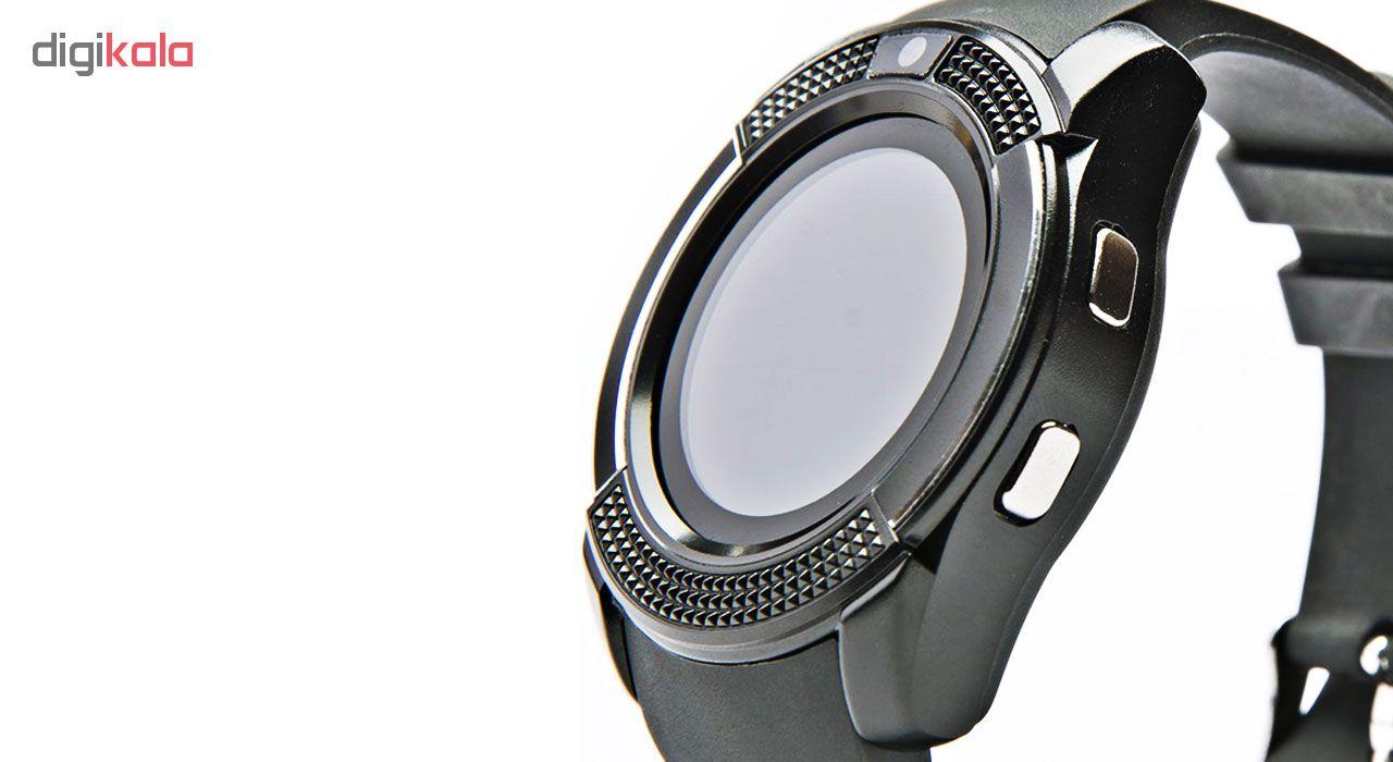 ساعت هوشمند مدل V8