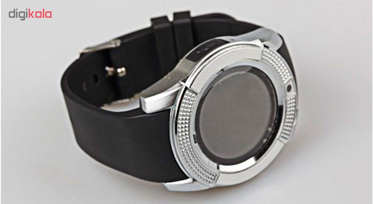 ساعت هوشمند مدل V8 main 1 7