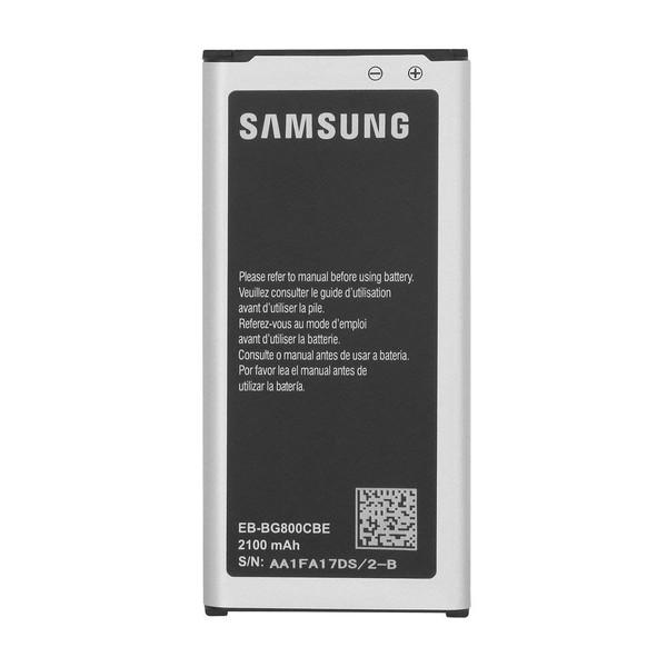 باتری موبایل سامسونگ مدل EB-BG800CBE ظرفیت 2100 میلی امپرساعت مناسب برای گوشی سامسونگ Galaxy S5 Mini