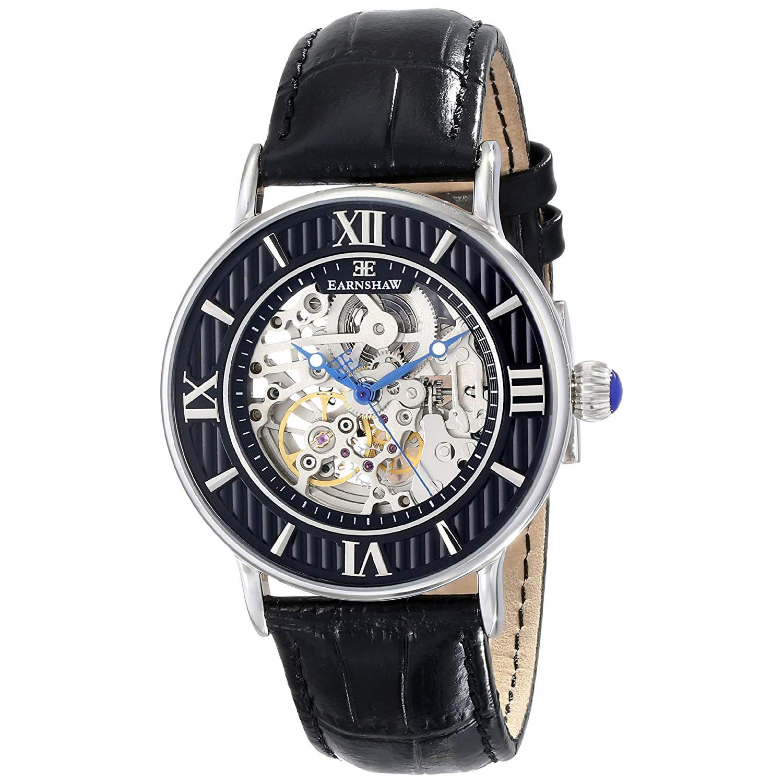 ساعت مچی عقربه ای مردانه ارنشا مدل ES-8038-01 28