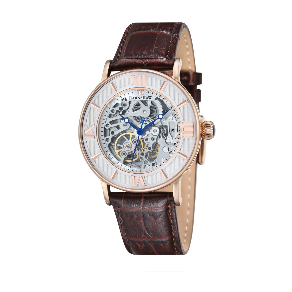 ساعت مچی عقربه ای مردانه ارنشا مدل ES-8038-03 8