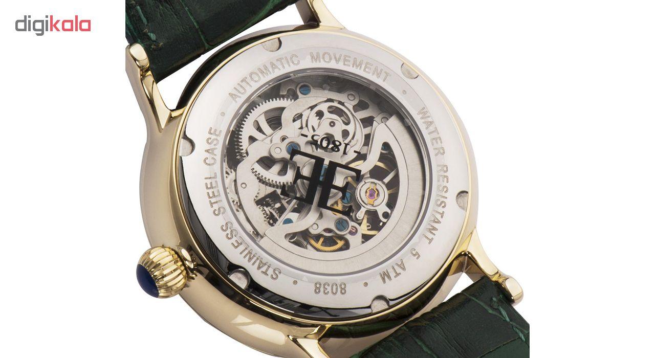 ساعت مچی عقربه ای مردانه ارنشا مدل ES-8038-06