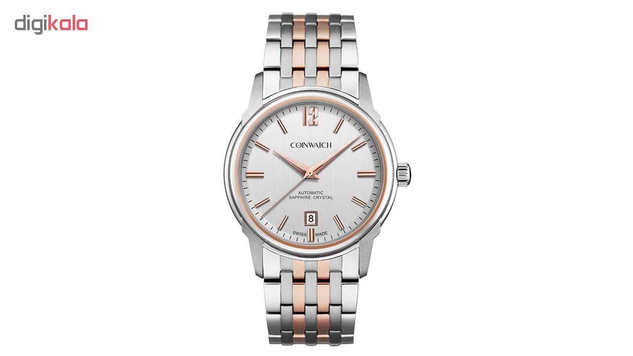 خرید ساعت مچی عقربه ای مردانه کوین واچ مدل C136RWH