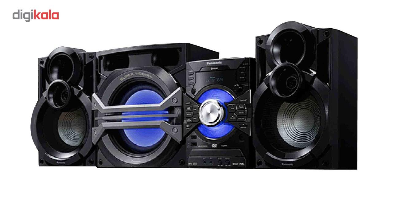 پخش کننده چند رسانه ای پاناسونیک مدل SC-VKX95