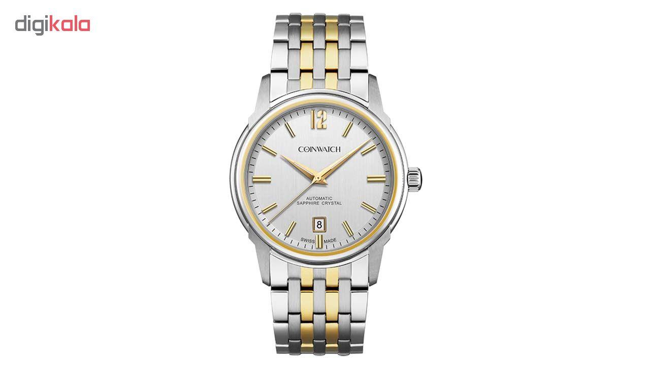 خرید ساعت مچی عقربه ای مردانه کوین واچ مدل C136TWH