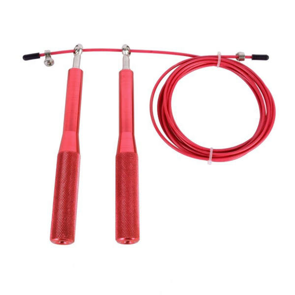 طناب ورزشی مدل 3 Speed Rope Fitness به همراه دستبند پاور بالانس