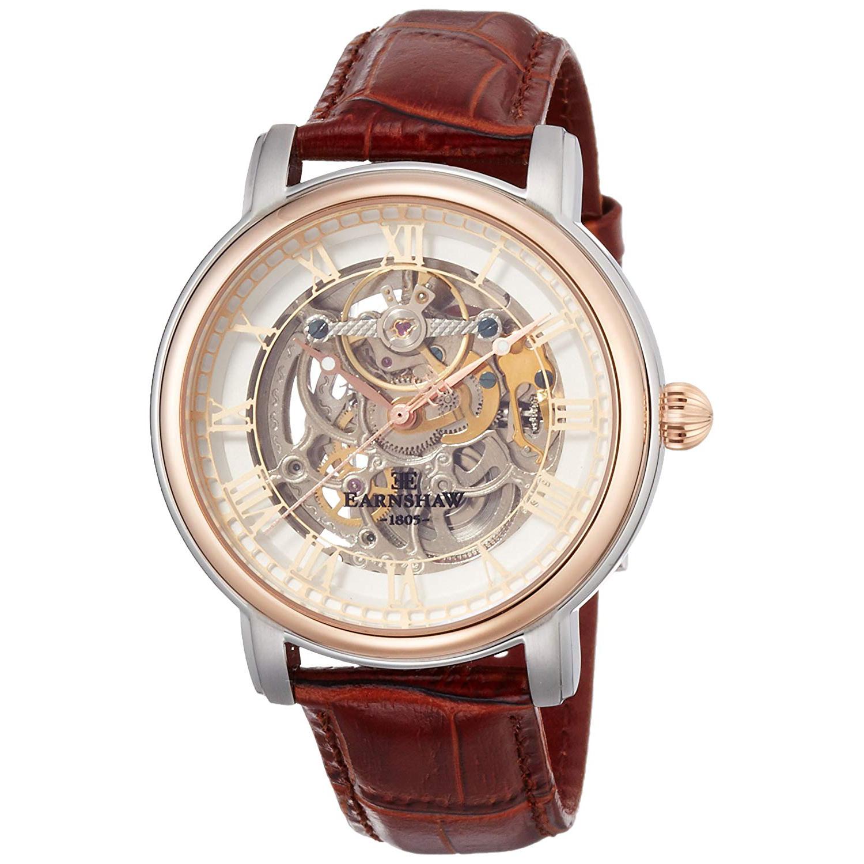 ساعت مچی عقربه ای مردانه ارنشا مدل ES-8040-04 43