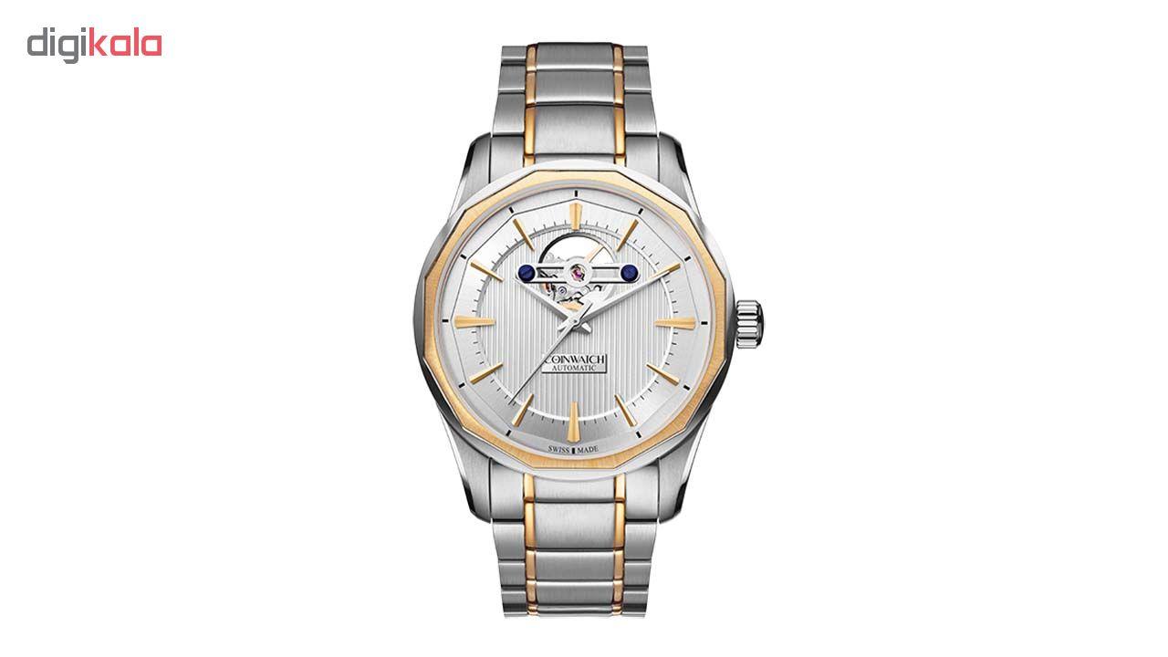 خرید ساعت مچی عقربه ای مردانه کوین واچ مدل C142TWH