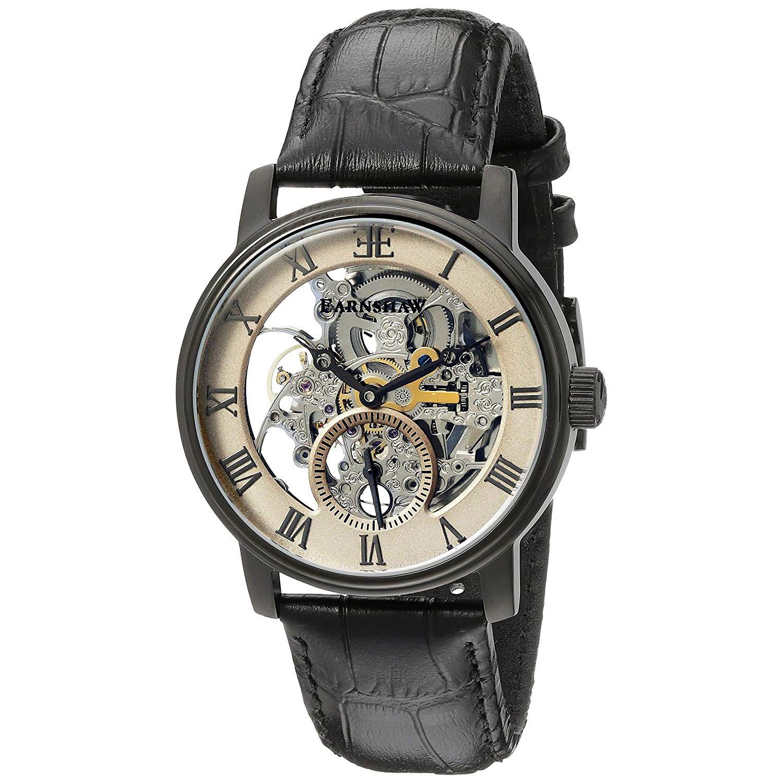 ساعت مچی عقربه ای مردانه ارنشا مدل ES-8041-06 34