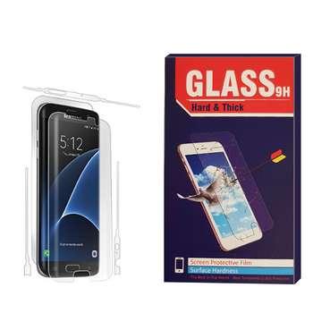 محافظ صفحه نمایش پشت گوشی Hard and thick مدل CR-001 مناسب برای سامسونگ  Samsung Galaxy S7 edge