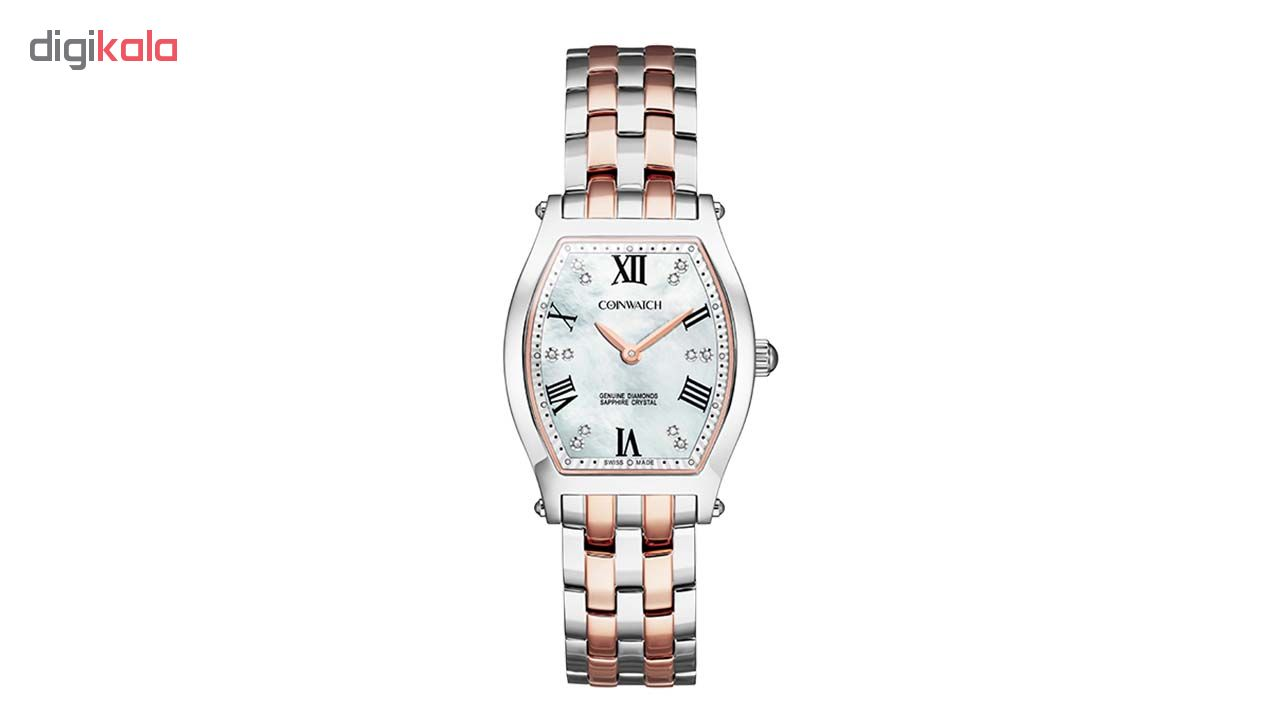 ساعت مچی عقربه ای زنانه کوین واچ مدل C145RWH