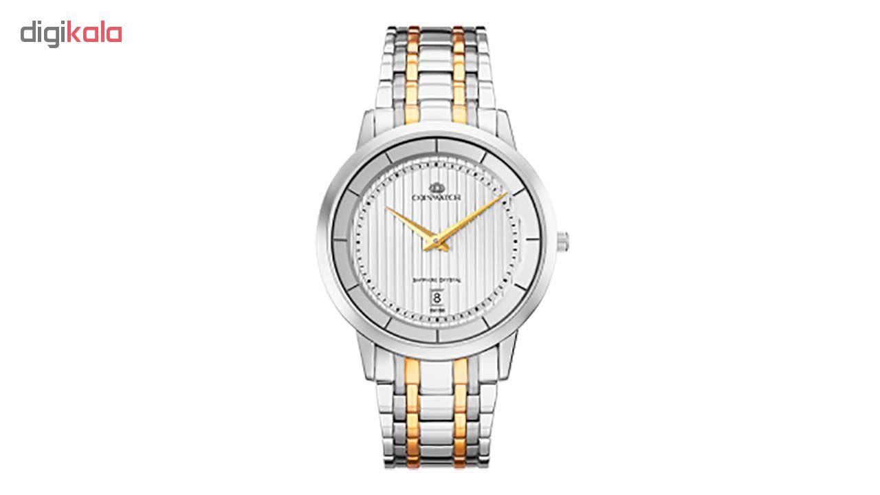 خرید ساعت مچی عقربه ای مردانه کوین واچ مدل C147TSV