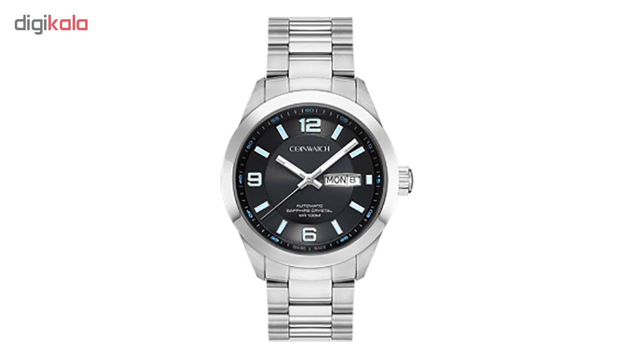 خرید ساعت مچی عقربه ای مردانه کوین واچ مدل C151SBK
