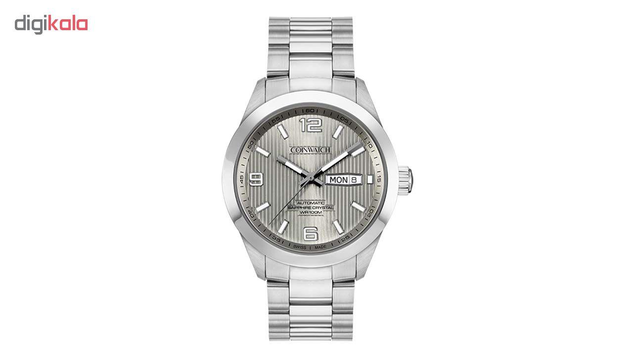 خرید ساعت مچی عقربه ای مردانه کوین واچ مدل C151SIY