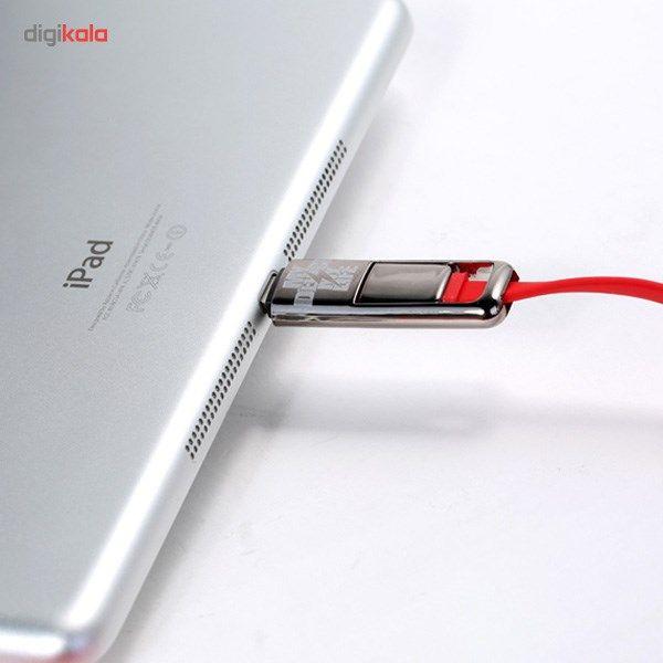 کابل تبدیل USB به لایتنینگ/microUSB ریمکس مدل Transformers طول 1 متر main 1 8