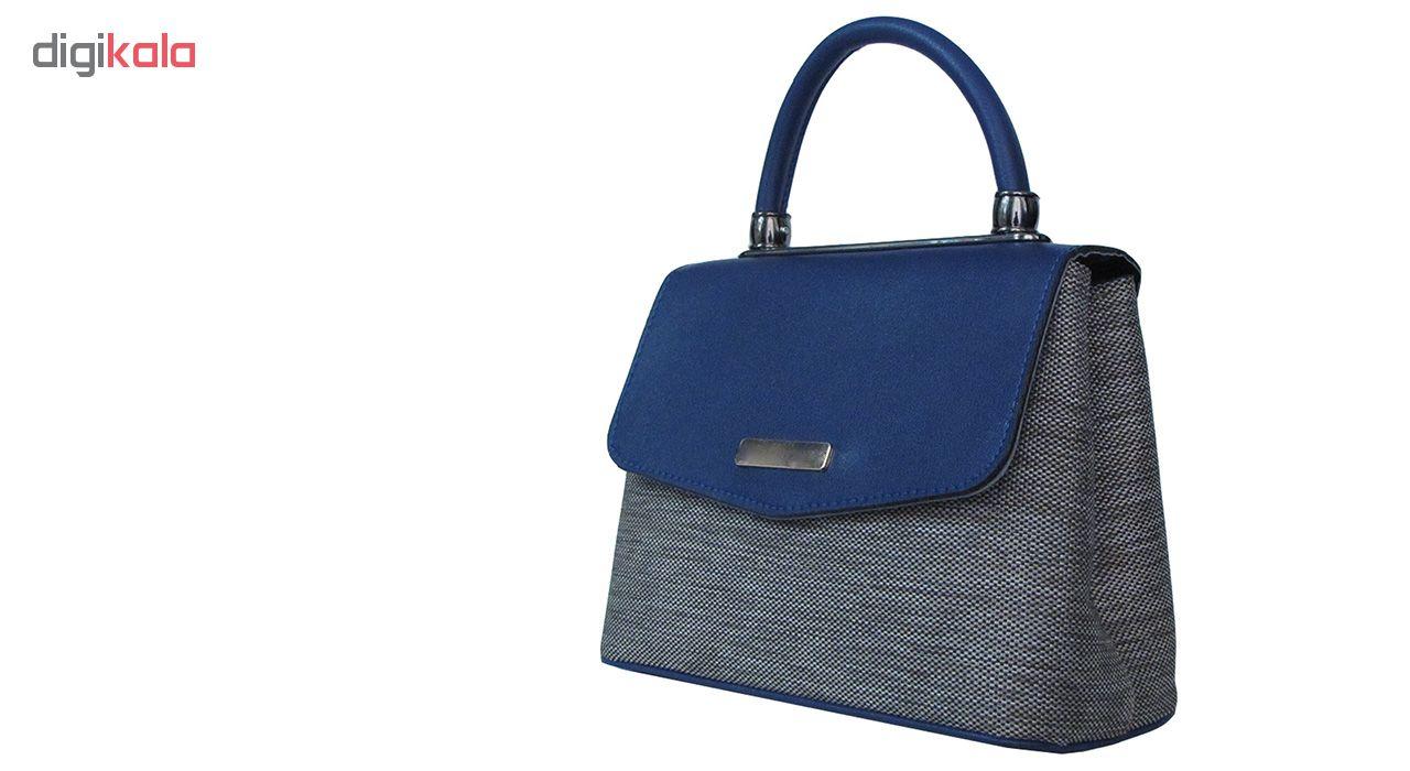 کیف دستی زنانه کنفی مدل 120