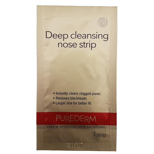 چسب پاک کننده بینی پیوردرم مدل Deep Cleansing