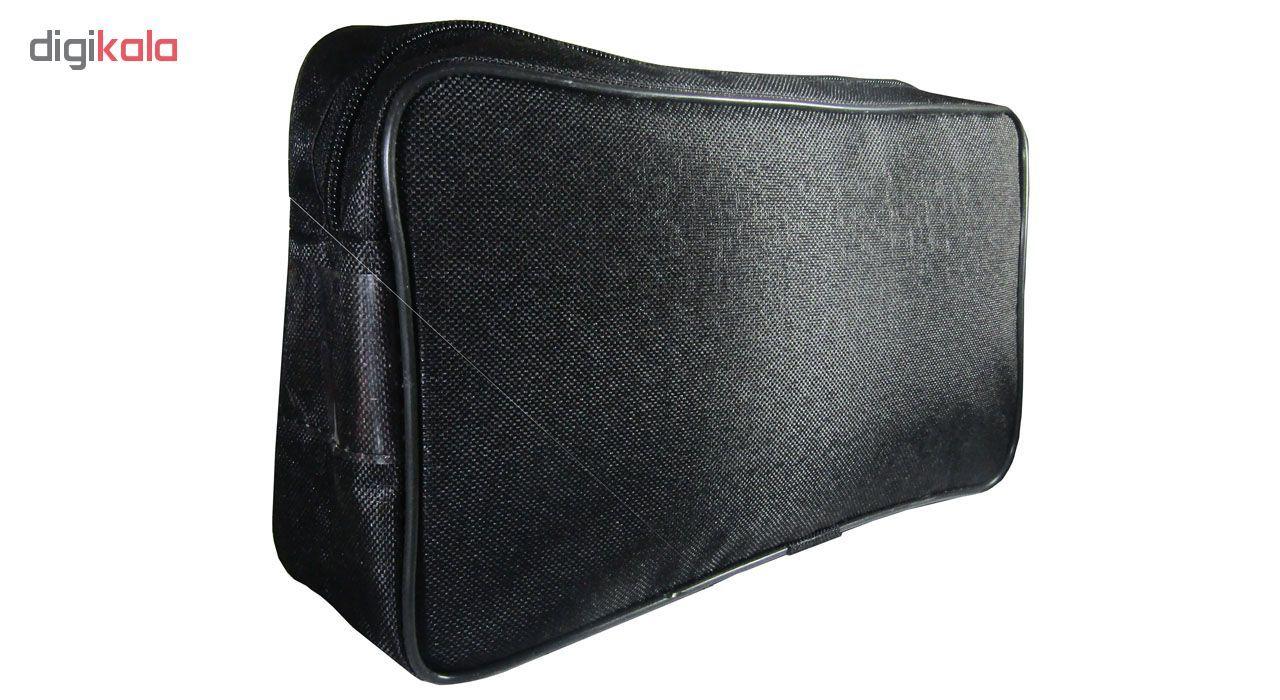 کیف لوازم آرایشی مردانه مدل 1542 main 1 1