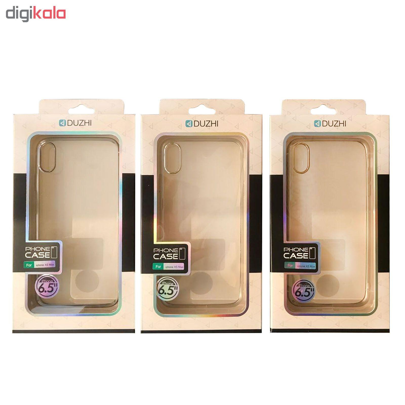 کاور آی دوژی مدل Electroplate Pc مناسب برای گوشی موبایل اپل iPhone XS Max main 1 9