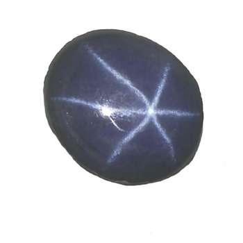 سنگ یاقوت  کبود استار  کد 764