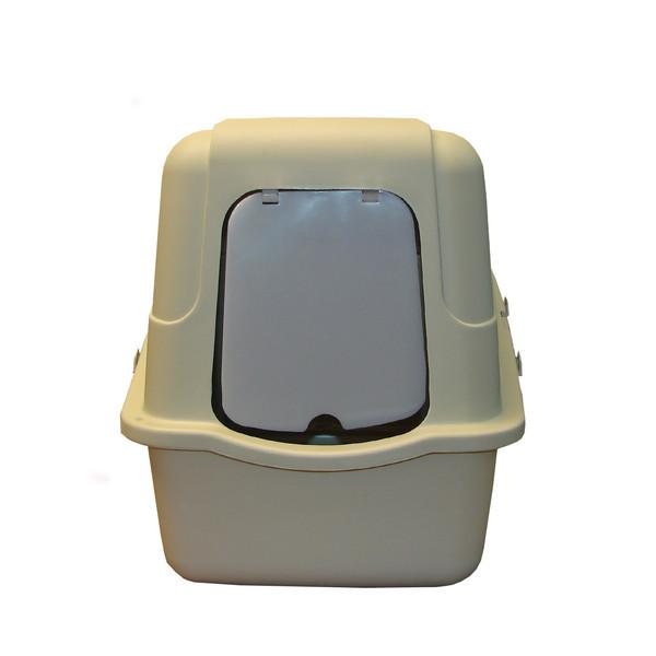 توالت گربه مدل سقف دار یونیک