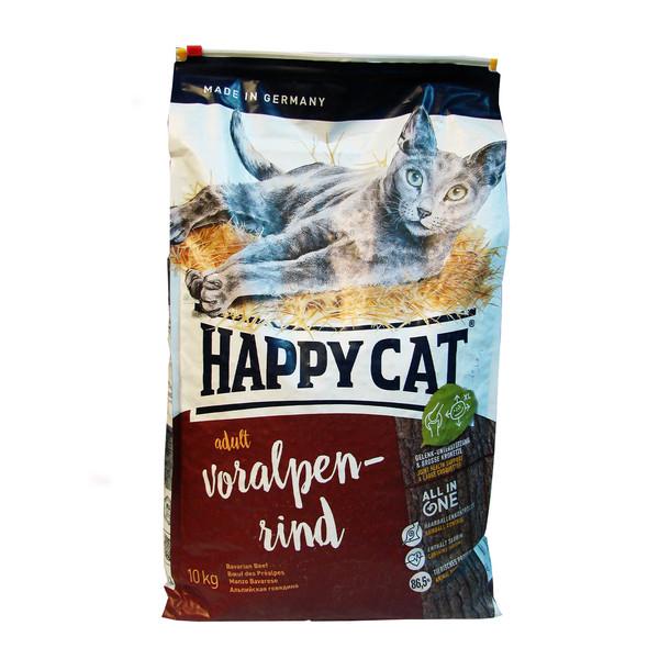 غذا خشک گربه هپی کت مدل Vorapen وزن 10 کیلوگرم