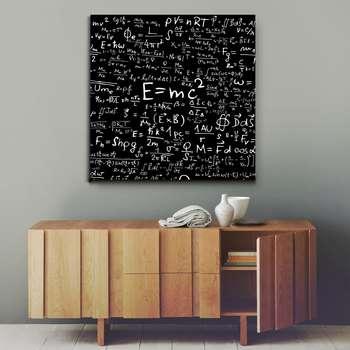 تابلو بوم تیداکس مدل انیشتین فیزیک کد TiA107