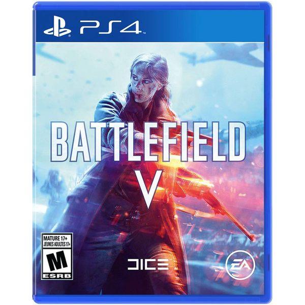 بازی Battlefield V مخصوص PS4